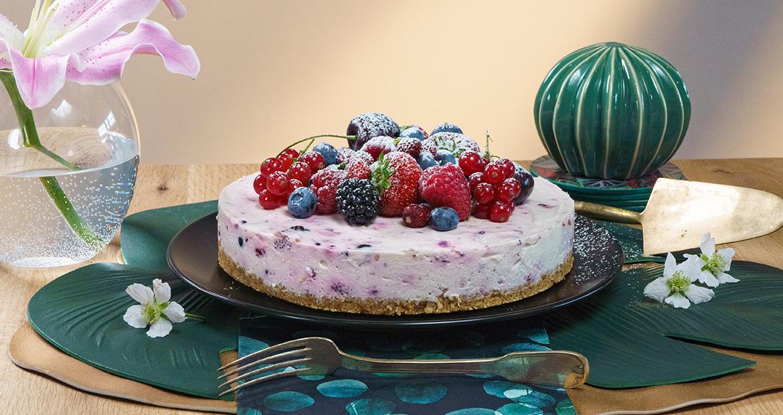 Sant'Orsola-Videoricette-Cheesecake-ai-frutti-di-bosco