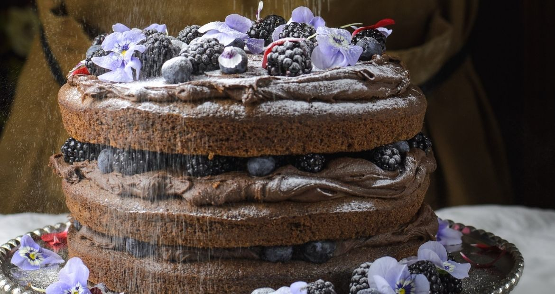 Torta-cioccolato-frutti-di-bosco-ricetta