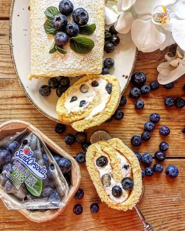 Rotolo-crema-yogurt-greco-mirtillo-residuo-zero-sant'orsola